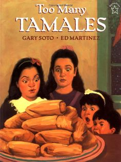Too Many Tamales, by Gary Soto, is a story about a girl named Maria who wants more than anything to be like her mother, but when she tries on her mother's wedding ring she finds herself in quite the dilemma. Guided Reading level M. Teaching Strategies: Author's purpose, character traits, compare and contrast, inference/predictions, teaching life-lessons, and story hills.