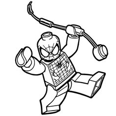 Lego Spiderman Coloring Pages . 27 Elegant Lego Spiderman Coloring Pages . Spiderman Coloring Sheets Free to Color for Children Kids Fox Coloring Page, Batman Coloring Pages, Spiderman Coloring, Sports Coloring Pages, Superhero Coloring, Coloring Pages For Boys, Cartoon Coloring Pages, Coloring Pages To Print, Animal Coloring Pages