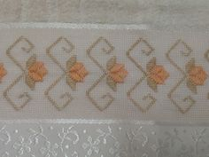 Embroidery Stitches, Hand Embroidery, Bargello, Blackwork, Diy And Crafts, Old Things, Cross Stitch, Crochet, Handmade