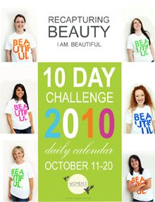 Divine Nature. 10-day challenge from BYU