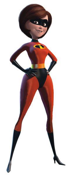 "Mrs. Incredible Elastigirl 5'6"""