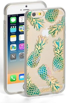 Loving this pineapple cell phone case!