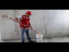 Preparar las paredes para pintar - YouTube