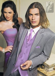 Purple Prom Suits for Men   How To Choose Good Tuxedo Color from ...