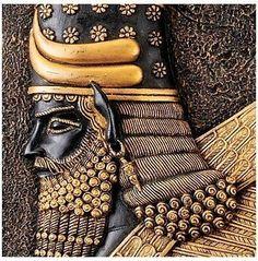 assyrian art - Google Search