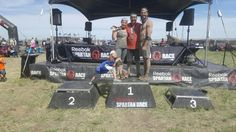 Kamee Wearden celebrated Mother's Day #beactive style with a super proud finish at the Spartan Race at Fort Carson. 4+ miles. 22 obstacles and she completed it with two of her brothers. It was awesome... and super muddy!!