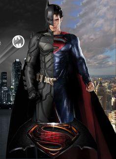 Batman v. Superman Poster AND thumbnail - moviepilot.com