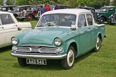 1958 - 1961 Hillman Minx Series Classic Hillman cars & hard to find parts for sale in USA, UK, Europe, Canada & Australia. Also technical information, photos & production numbers of Hillman cars manufactured from 1940 to Classic Cars British, Ford Classic Cars, British Car, Car Parts For Sale, Cars For Sale, Coventry, Hillman Husky, Old Fashioned Cars, Automobile
