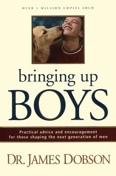 Parents of boys, we are raising the next generation of men!  This book is filled with amazing insight and advice on how to accomplish this.