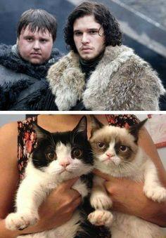 Jon and Sam.
