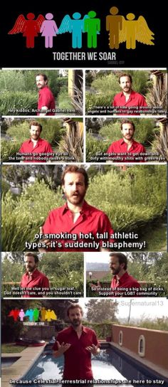 THIS IS WHY I LOVE RICHARD OH MY CHUCK THIS IS AMAZING