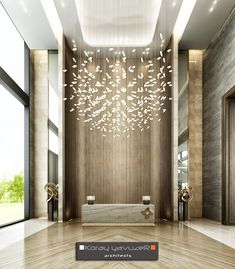 1.1 (2) Lobby Interior, Office Interior Design, Luxury Interior Design, Interior Design Inspiration, Stylish Interior, Corporate Interiors, Hotel Interiors, Office Interiors, Architecture Interiors