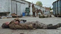 """The Walking Dead, Season (finale) Episode """"Last Day on Earth. Walking Dead Season 6, The Walking Dead 2, No Way Out, Earth, Seasons, Robin, Fan, Seasons Of The Year, Hand Fan"""