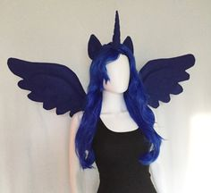 Princess Luna Cosplay My Little Pony Luna by PandaKittyStudios