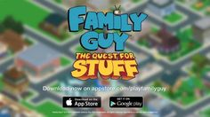 Family Guy: The Quest for Stuff Promo