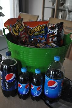 BBQ Essentials: Frito-Lay and Pepsi Products! #FritoLayFreeForAll (& $50 Visa GC & Frito-Lay Giveaway Ends 5/29)