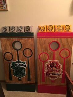 Cornhole idea