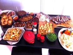 Get in the Christmas in July spirit and host your own party this year. Too hot to eat turkey in December, then save it up till July. July Birthday, Birthday Parties, Birthday Ideas, Christmas In July, Xmas, Turkey, Beef, Party Ideas, House Party
