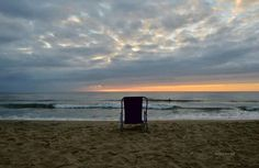 Outer Banks NC Local Artists Facebook post 5/28/15:  Sunrise at Forest Street access, Nags Head, NC.  Photographer credit: Barbara Ann Jump-Bell.