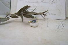 Alex Gold Sapphire Ring