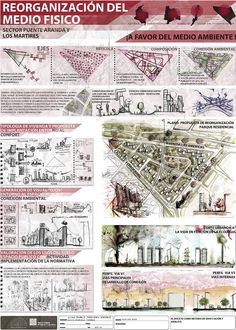 Landscape Architecture Presentation Sketches 52 Ideas For 2019 Concept Board Architecture, Architecture Symbols, Architecture Presentation Board, Architecture Panel, Landscape Architecture, Landscape Design, Urban Design Concept, Urban Design Diagram, Architectural Thesis