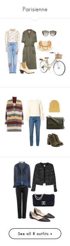 """""""Parisienne"""" by bojana-petrevski ❤ liked on Polyvore featuring LUISA BECCARIA, Citizens of Humanity, Maggie Marilyn, Chloé, Louis Vuitton, Tom Ford, 10 Crosby Derek Lam, Étoile Isabel Marant, Derek Lam and Alexander Wang"""
