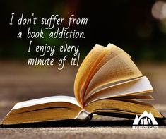 No suffering going on here!  #bookaddict #amreading