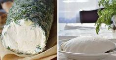 Tento nezvyčajný recept je určený najmä pre milovníkov domácich syrov. Nie nadarmo sa vo väčšine domácností preferuje syr ako produkt prospešný pre zdravie. Žiaľ, zpotravín si domov nosíme najmä syry umelo dochucované, plné éčok akonzervačných látok. To však nemusíme. Nie je nad jedlo, ktoré si pripravíme doma asláskou. Pripravte si doma ochutený mäkký syr skyslou