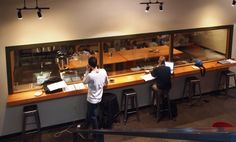 The 12th Avenue Cafe & Roasting House, Stumptown Coffee Roasters