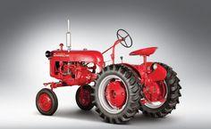 1948 McCormick Farmall Cub Tractor