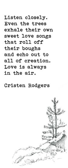 Image result for quotes about pine trees