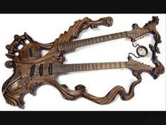 Mind Bender strange guitars