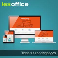 Landingpages, die Urenkel der ollen dreifach gefalteten A4-Flyer, sind die bessere Website, wenn es um die Vermarktung von Produkten und Services geht. Wir erklären euch, warum:  http://www.lexoffice.de/blog/tipps-landingpages/