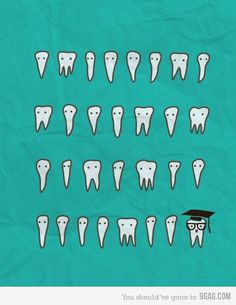 The Wisdom Tooth shirt; from your pediatric dentist locator, Dentists 4 Kids. www.dentists4kids.com #Dentists4Kids #pediatric-dentist