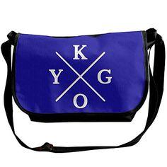 Clevel Kygo Men Women Shoulder Bag Multi-functional Messenger Bag