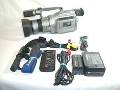 】SONY Camcorder set From JAPAN Consider it as a service item. Camcorder, Binoculars, Sony, Japan, Japanese Dishes, Movie Camera