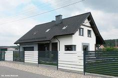 Dom w jabłonkach Garage Doors, Outdoor Decor, Home Decor, Decoration Home, Room Decor, Home Interior Design, Carriage Doors, Home Decoration, Interior Design