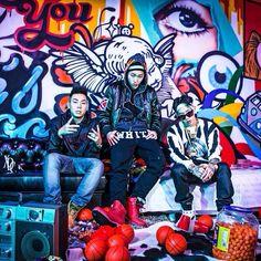 AOMG x Seven Seasons -   ZICO -BTS MV for track Tough Cookie