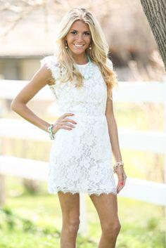 Modern Vintage Boutique - Summer Bridal Dress, $46.00 (http://www.modernvintageboutique.com/summer-bridal-dress.html)