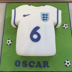 England Football Shirt cake