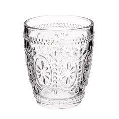 Bicchiere in vetro ... - Venduto x 6
