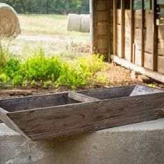 """🌷Handpicked piece of the day is our """"Wooden Rice Harvest Basket"""" featured in """"Tom's Tobacco Barn"""" Shop Now! Compass Wall Decor, Wood Wall Decor, Farmhouse Style Decorating, Farmhouse Decor, Farmhouse Ideas, Farmhouse Table, Modern Farmhouse, Painted Fox Home, Wooden Trough"""