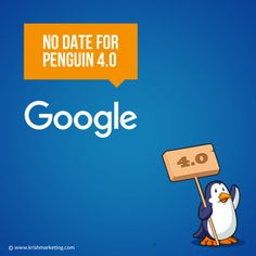 No Date For Penguin 4.0