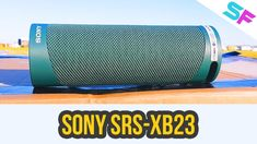 Sony SRS-XB23 Unboxing + Sound Test