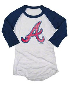 I hope you enjoy the braves game! Braves Game, Braves Baseball, Baseball Games, Baseball Shirts, Summer Outfits, Casual Outfits, Cute Outfits, Atlanta Braves Shirt, No Crying In Baseball