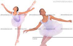 Tutù Danza Bambina C2642