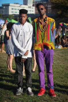"""Funky Fashions - Afro-Punk Festival - FUNK GUMBO RADIO: http://www.live365.com/stations/sirhobson and """"Like"""" us at: https://www.facebook.com/FUNKGUMBORADIO"""
