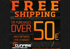 Gunfire Free Shipping Promo Is Back