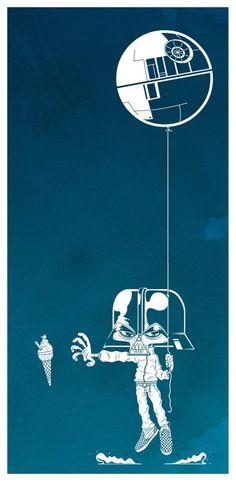Kid Vader by Craig Knowles