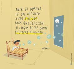 Impulsar a los sueños... (Aldo)